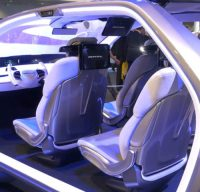 Panasonic's tech inside of the Chrysler Portal is simply amazing