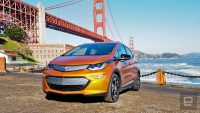 The Chevy Bolt makes green driving fun