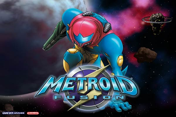 best gba games metroid-fusion