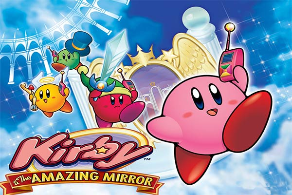 best gba games of all times kirby-and-the-amazing-mirror-1