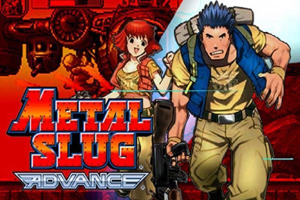 game boy advance metal-slug-advance