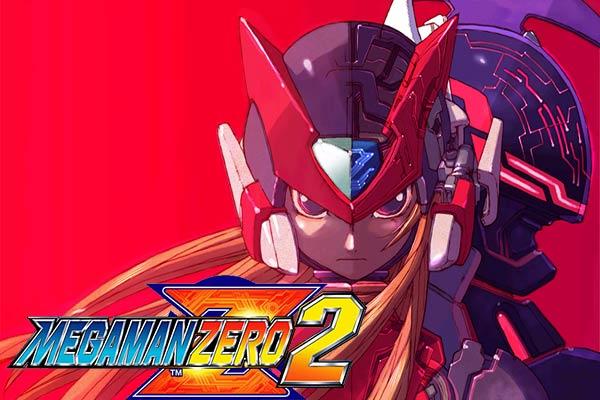 gba mega-man-zero-2