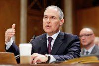 Climate change skeptic Scott Pruitt confirmed as EPA Administrator