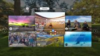 Facebook's Gear VR app helps you find 360 photos and video