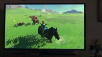 The Legend Of Zelda Breath Of The Wild Has Different Controls On The Nintendo Switch
