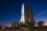 Watch a SpaceX Falcon 9 take off from NASA's historic launch pad