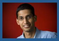 Has Sundar Pichai simply transform Google's Tim cook dinner?