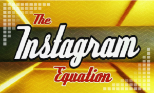 The Instagram Equation: art + Science = extra Followers