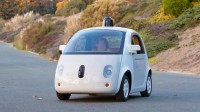 First Complete Prototype Of Google's Self-Driving Car Looks Like A Cartoon Ladybug