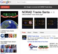 NORAD's Social Media marketing campaign objectives to tell apart Its Santa Tracker From Google's