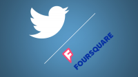 Rumor: Twitter To take a look at into a Partnership With Foursquare For 2015