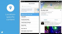 Twitter and Foursquare are partnering to improve place in tweets
