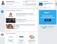 What LinkedIn's New Homepage way in your Social advertising