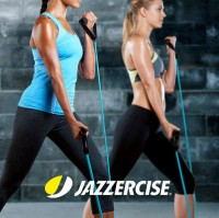 Jazzercize Has A Hardcore New logo To Shake The '80s Vibe