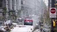 Jeep 'River In The City' Stunt Transports Unsuspecting Drivers To Urban Wilderness Wonderland