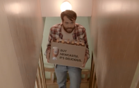 "Newcastle Brown Ale ad Spoofs Doritos ""Crash The tremendous Bowl"" Contest"