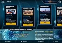 The CDC Gamifies Shutting Down Contagions With 'Solve The Outbreak' Game
