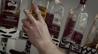 "Jose Cuervo performs ""Auld Lang Syne"" With 57 Tequila Bottles"