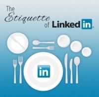 common information To LinkedIn Etiquette