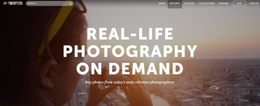 Twenty20′s Crowd-Sourced Stock Image Service Exits Beta