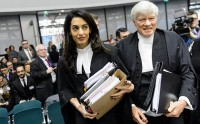 Oh, Amal: we'll all be dressing like lawyers now