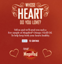 the use of Social Media for your corporation on Valentine's Day