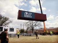 Taco Bell Builds Its First transport Container retailer