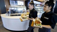It's still a happy meal for Maccas