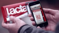 cell App Helps people location Love Notes On Lacta Chocolate Bar Wrappers