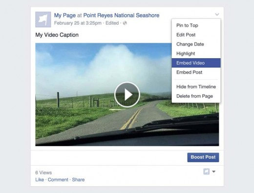 fb Launches New Video Embeds & remark Syncing From web page To web page