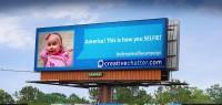 Lamar outside #UltimateSelfieCampaign Awards Digital Billboard repute to those that Make Charitable Donations