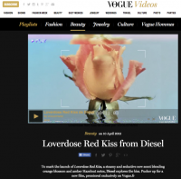 Diesel Introduces New scent With crazy Video And feel-Assaulting website online