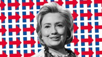 The web Freaks Out Over Hillary's marketing campaign brand