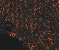 All Of New York city's 592,one hundred thirty trees, Mapped