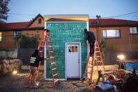This Moveable Village Of Tiny Houses For The Homeless Was Designed By Teenagers