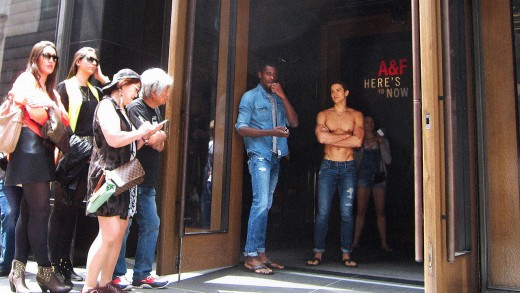 Hunks needn't follow: Abercrombie Loosens Its Hotties-most effective Hiring Practices