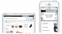 Polyvore adds Promoted trends To advert Suite