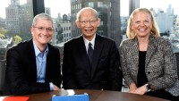 Apple And IBM Announce Plans For An Elder-strengthen carrier In Japan