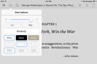 The Kindle at last gets Typography that doesn't Suck