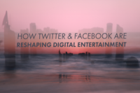 How Twitter & facebook Are Reshaping Digital entertainment