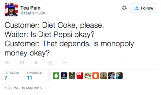 prognosis: The Coke vs Pepsi Social Presence Showdown