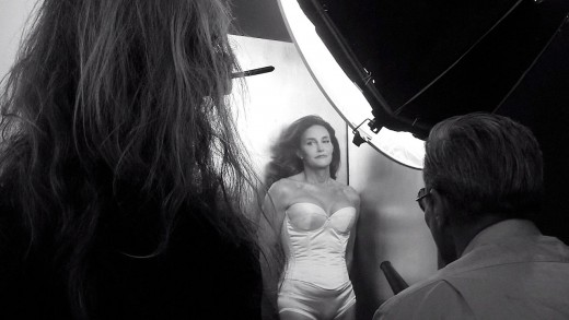 Caitlyn Jenner's Satin Corset: within Trashy Lingerie, probably the most-Ogled model Of The moment