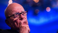 Rupert Murdoch Stepping Down as 21st Century Fox CEO