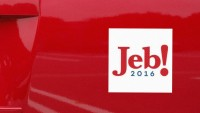 Designers Critique Jeb Bush's New Logo, And They Kinda Like It!?
