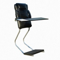 With This New Chair-Ish factor, You sort of Get the advantage of Standing At Work, without absolutely Standing
