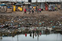 Meet the children Who live In Ghana's Hellish Digital Dump