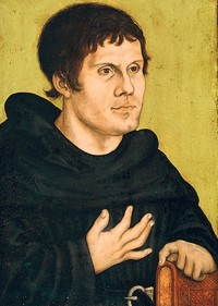Luther used to be right, says the Pope's preacher