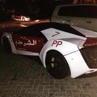 Abu Dhabi Police drive provides A $3.4 Million dollar automotive To Their collection