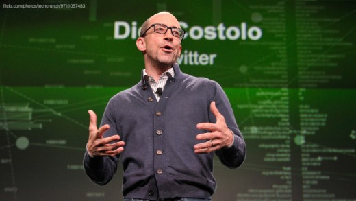Twitter CEO Dick Costolo Stepping Down, Jack Dorsey Named intervening time CEO