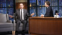 Jerry Seinfeld On Political Correctness, Tells Seth Meyers He didn't wish to Be On 'Late night'
